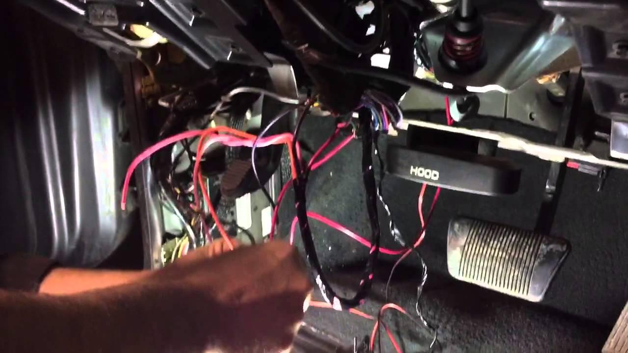 fuse wiring diagram ram 1500 sony xplod 52wx4 stereo how to hotwire 2001 dodge dakota - youtube