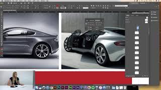 Adobe Indesign CC Dersleri   #03   Tools- Araçlar Paneli ve Renk Paneli