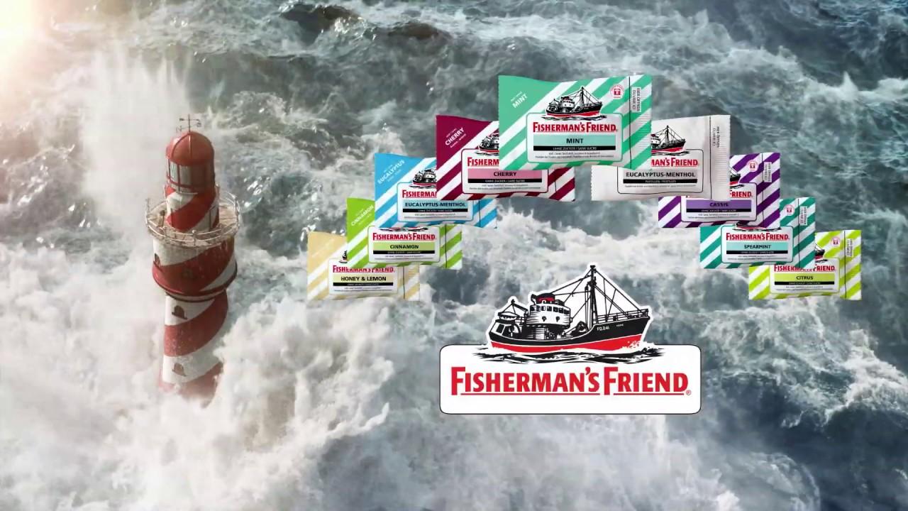 Fisherman's Friend TV-Spot 2019 #Phare F