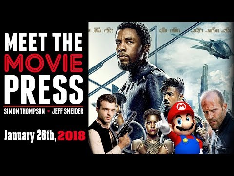 Black Panther Premiere, Men In Black Spin off, Mission Impossible & More! - Meet the Movie Press