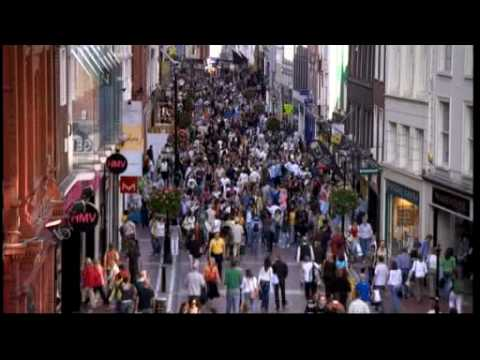Business Objects SAP choose Ireland for an investment of €29million, July 2008