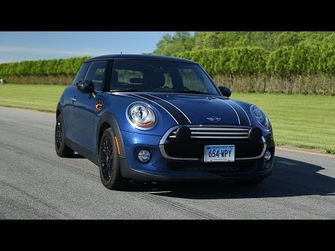 Talking Cars with Consumer Reports #33: Mini Cooper | Consumer Reports