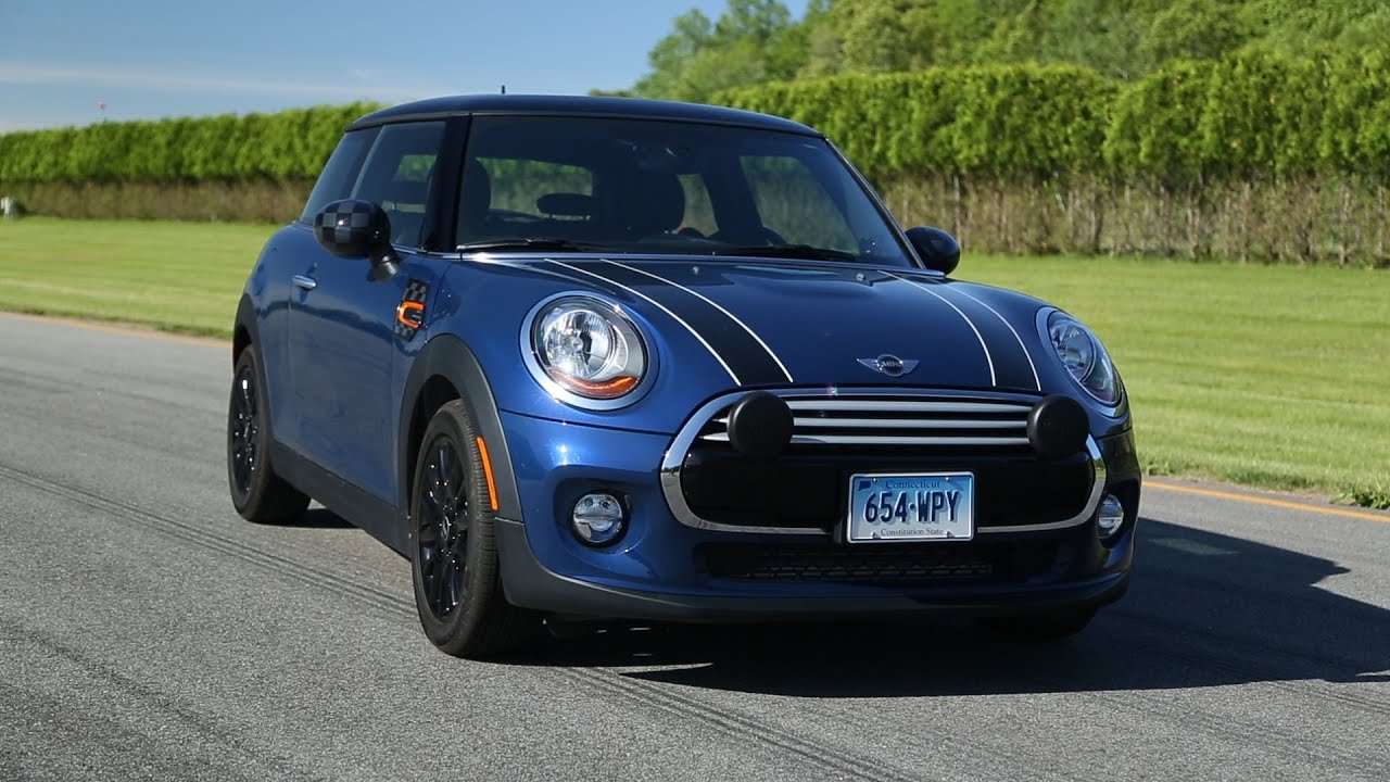 Talking Cars with Consumer Reports 33 Mini Cooper  Consumer