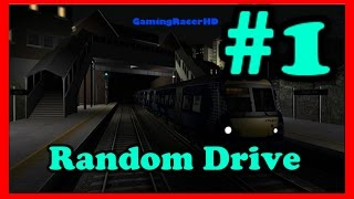 Train Simulator 2016 - Random Drive #1 [1080p 60FPS]