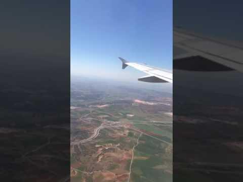 Orly Paris to Madrid Barajas