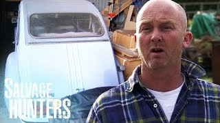 Finding An Irresistible 1986 Citroën 2CV | Salvage Hunters