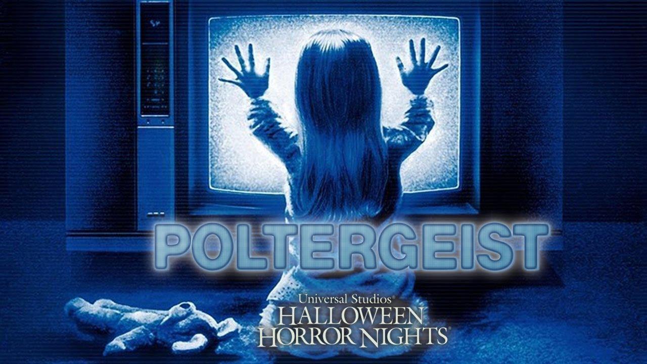 Image result for poltergeist halloween horror nights