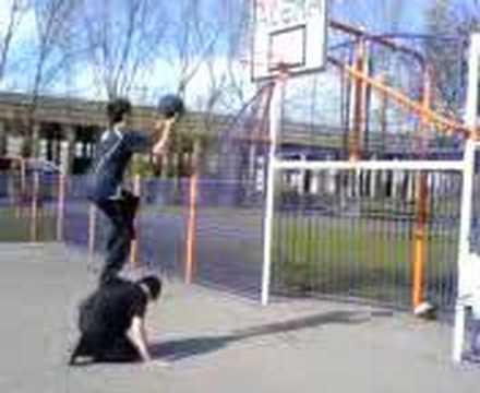 slam dunk off my back