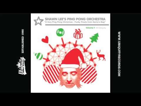 Shawn Lee's Ping Pong Orchestra: Carol of the Bells