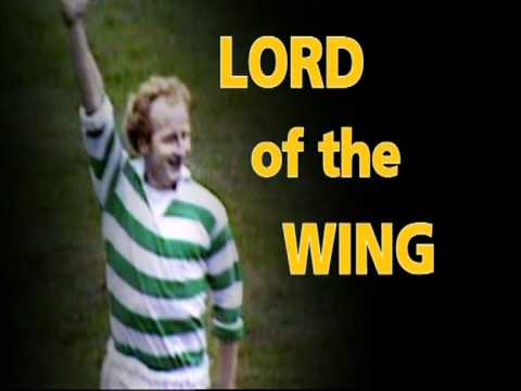 """Clip from """"Jimmy Johnstone: Lord of the Wing"""""""