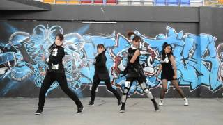 "2NE1 ""I AM THE BEST"" Choreography Practice (Uncut Ver.) [EPSILON COVER]"