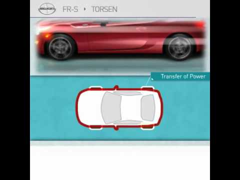 2013 Scion FR S   Torsen® Limited Slip Differential Explained - Carlock Toyota of Tupelo