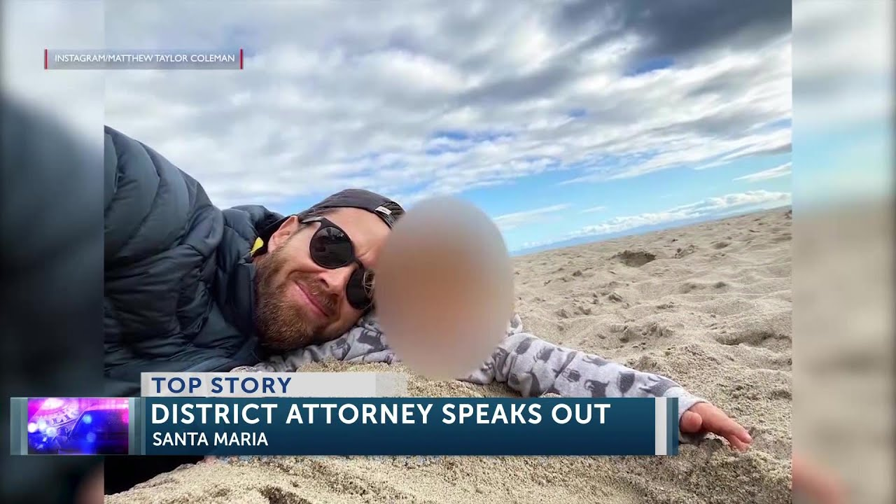 SB County DA Joyce Dudley reacts to Matthew Taylor Coleman case