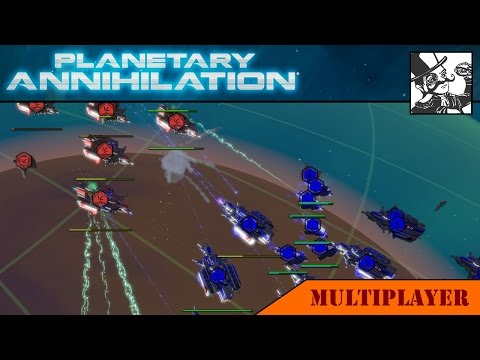 Planetary Annihilation - Titans: One world is not enough!