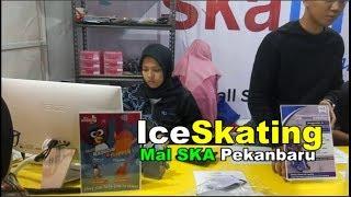 Mal Ska menghadirkan Tempat Wisata Baru, Ice Skating Pertama di Pekanbaru
