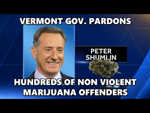 Vermont Governor Shumlin