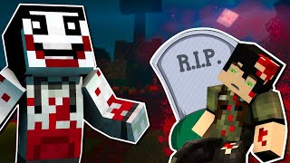 ZLÝ JEFF THE KILLER ZABIL KUKYHO ?! 😰💀 /w Ikonova Videa, Kuky | JEFF THE KILLER V MINECRAFTU !!!