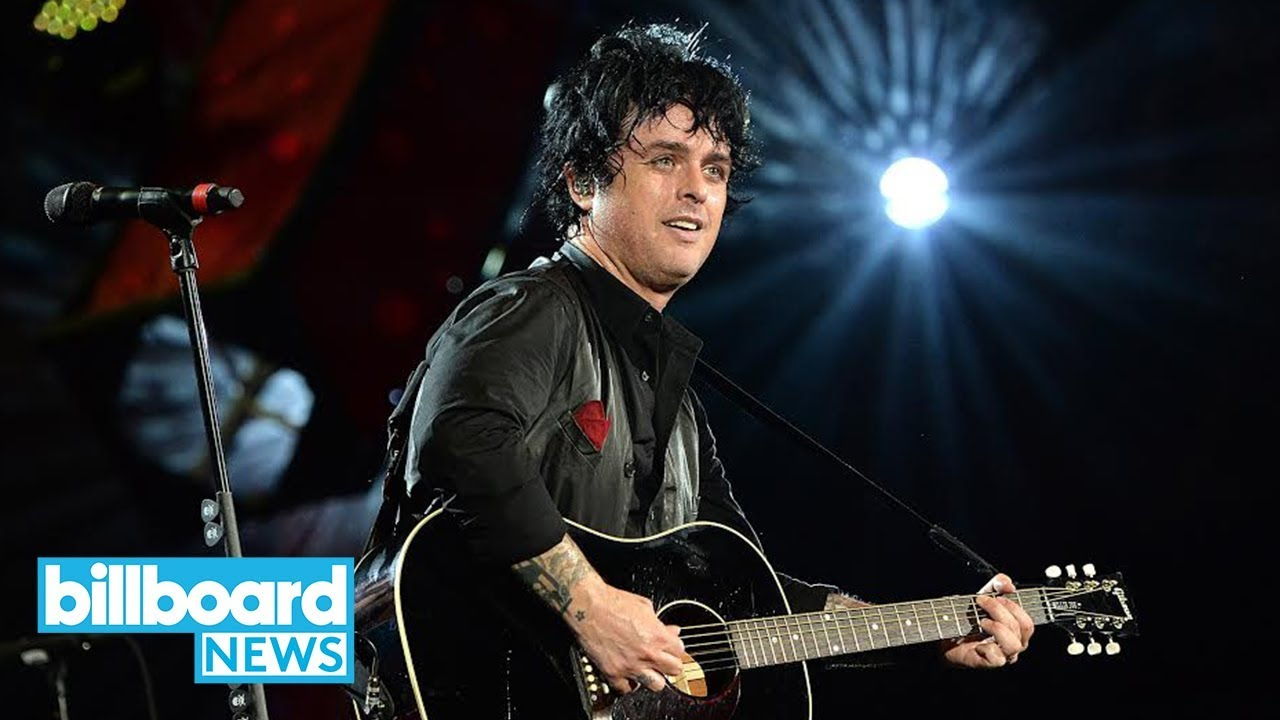 Green Day, Fall Out Boy and Weezer Set for Hella Mega Stadium Tour | Billboard News