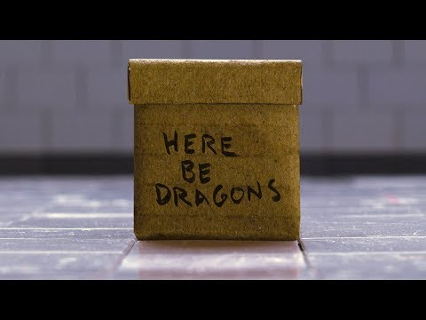 SCP - The Dragons