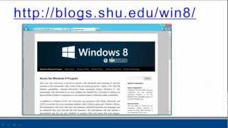Windows 8: Live ID & SkyDrive Setup