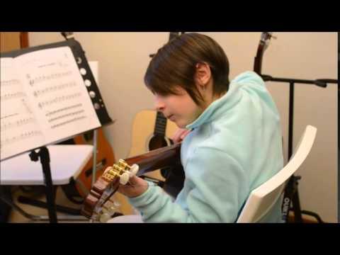 Lezioni di chitarra : Notasunota como