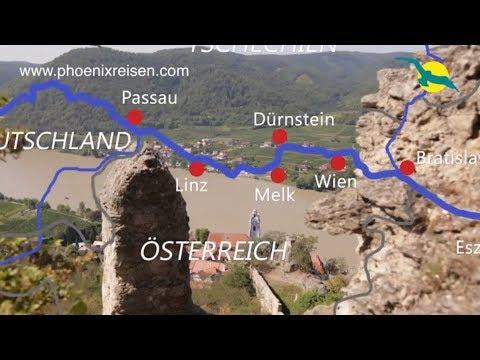 MS AMELIA Unterwegs Auf Der DONAU Teil 1 - Flusskreuzfahrt Mit Phoenix I PHOENIX Reisen TV Folge #82