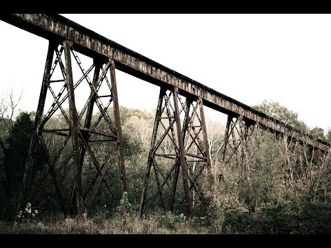 Pope Lick Train Trestle - A Kentucky Urban Legend