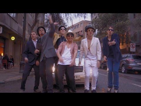 Mark Ronson - Uptown Funk ft. Bruno Mars Remake Colegio Cumbres Alianza Blanca 2015