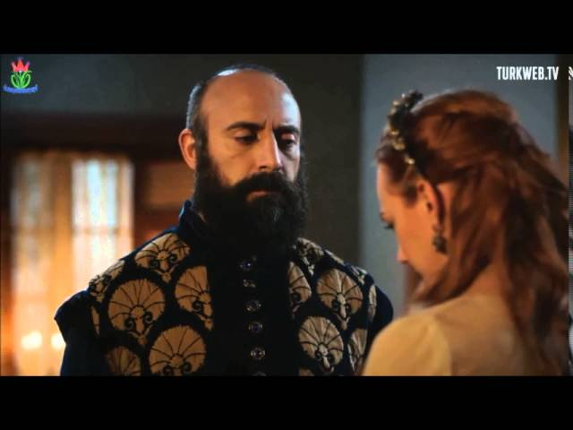 Muhte?em Yüzy?l 96.Bölüm Fragman Sultan Suleiman come to take Hurrem back