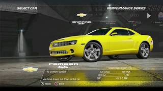 Need For Speed: Hot Pursuit - Chevrolet Camaro SS