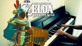 ZELDA Breath of the Wild - Kass