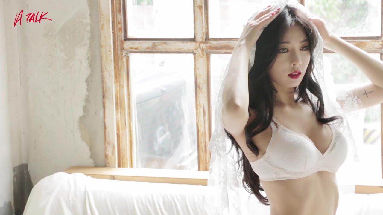 Foto-foto seksi HyunA 4Minute yang paling seksi