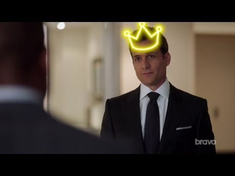 Harvey Specter -- One day I'll be King