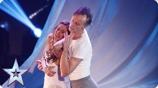 Shannon and Peter's ballet routine is just dreamy | Semi-Final 2 | Britain's Got Talent 2016