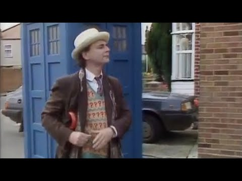 Nothing ever happens in Perivale - Doctor Who - Survival - BBC