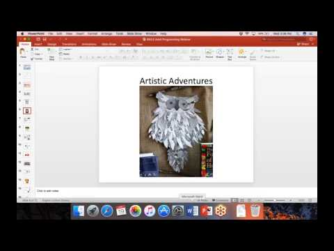 Adult Programming:  A Webinar Full Of Idea And Resource Generation And Sharing