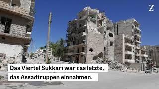 Syrien – Eindrücke aus einem zerstörten Land