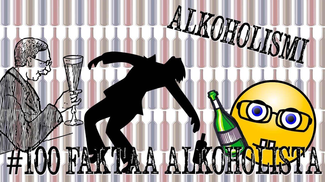 Alkoholismi Suomessa