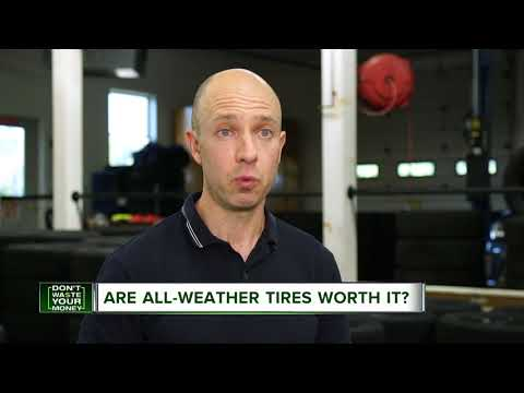 Are All-weather Tires Worth It?