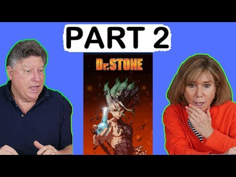 MY FAMILY REACTS TO DR. STONE PART 2