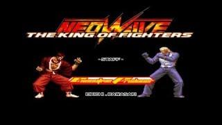 TAS KOF NeoWave   Single Player   Saisyu PS2