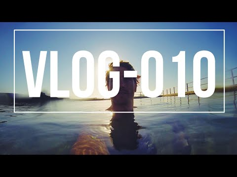 Morning Swims and Markets - VLOG10