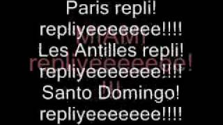 Repliye!!! l by Mc- Autofolies baby! West-Iii (the lyrics)
