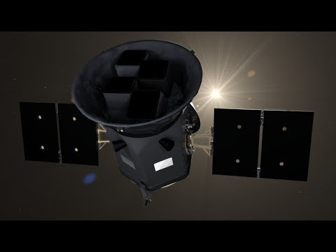 NASA's New Planet Hunter: TESS