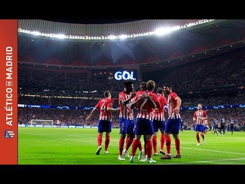 ¡Preparados para el partidazo ante el FC Barcelona! | Ready for the match against FC Barcelona