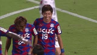 2018.9.22 2018明治安田生命J2リーグ 第34節 vs.ファジアーノ岡山