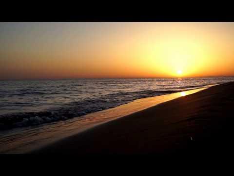 Bobolsar Sunrise - A beautiful morning by the Caspian Sea.