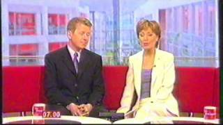 BBC Breakfast with Sian Williams and Bill Turnbull - 2003