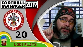 Football Manager 2019 - Episode 20 - This is it - The Stanley Parable - FM19