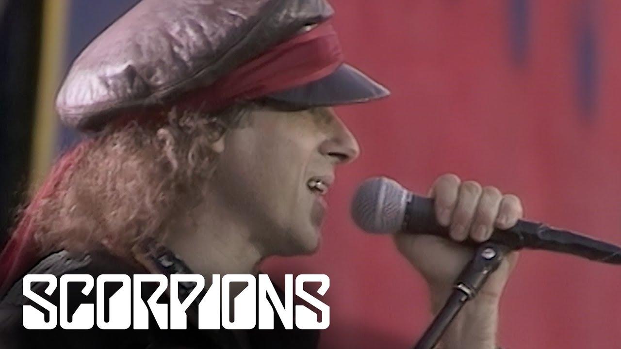 """Resultado de imagem para Confira vídeo raro de """"Big City Nights"""", do Scorpions"""
